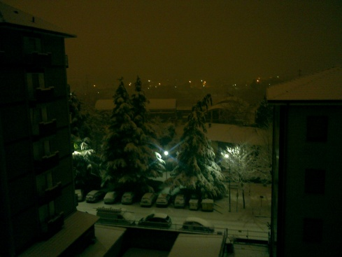 neve..ancora neve.....